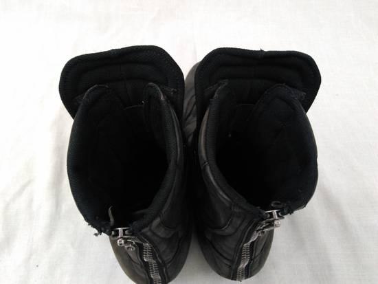 Julius Backzip Velcro Strap Leather Boots f/w11 Halo Size US 9 / EU 42 - 6