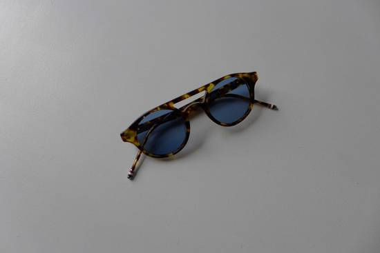Thom Browne TB-300 Sunglasses - Tokyo Tortoise Size ONE SIZE - 3