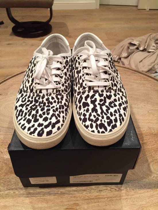 Saint Laurent Paris SLP Baby Cat Sneakers Size US 9.5 / EU 42-43