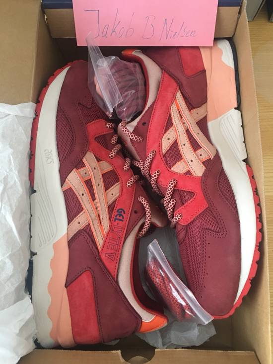 the latest 09e53 ec8a7 Asics Gel-Lyte V X Ronnie Fieg Volcano