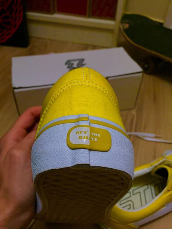 c12b814d80ecf0 Ian Connor Revenge X Storm Vol 1 Yellow Size 10 - Low-Top Sneakers ...