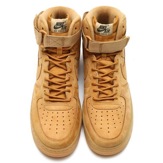 2a19e25d04f7 Nike Air Force 1 High 07 LV8 Flax   Wheat Size 12 - Hi-Top Sneakers ...