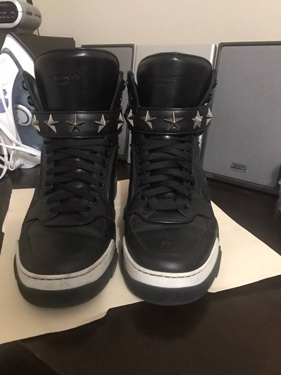 Givenchy Givenchy Tyson Star High Top Sneakers Size US 10 / EU 43