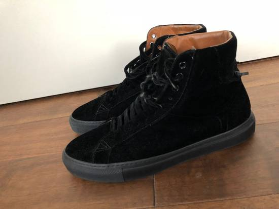 Givenchy GIVENCHY Velour Sneakers Size US 8.5 / EU 41-42