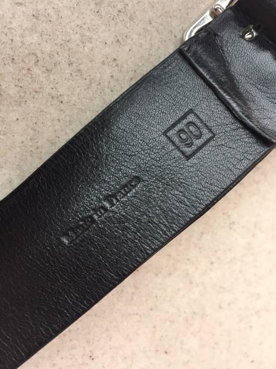 Balmain Military Extra Long Belt Size 30 - 3
