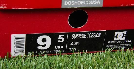 Supreme 1999 Supreme x DC Torsion Shoes Size US 9.5 / EU 42-43 - 5