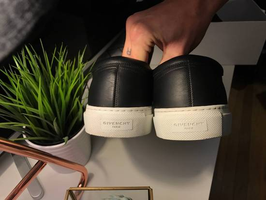 Givenchy Givenchy Paris Leather Slip Ons Size US 11.5 / EU 44-45 - 3