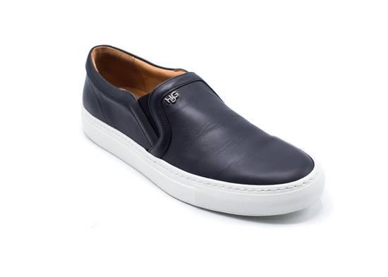 Givenchy Givenchy Men's Black Leather Skate Shoe Slip Ons Size Size US 11 / EU 44