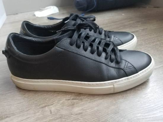 Givenchy Black Urban Street Sneakers Size US 9 / EU 42 - 5