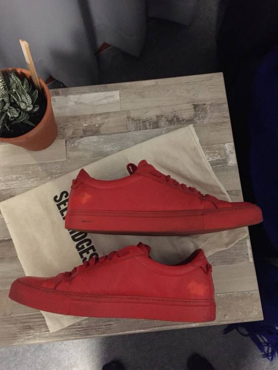 "Givenchy Low-top ""knot"" Trainers (final drop—send offers) Size US 11 / EU 44 - 4"