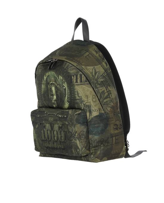 Givenchy Givenchy Cash Dollar Bill Print Backpack Size ONE SIZE - 1