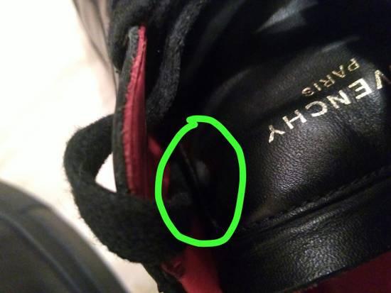 Givenchy Men's Black Urban Knots Leather Sneakers Size US 9.5 / EU 42-43 - 5