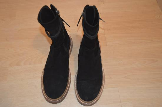 Ann Demeulemeester Suede Boots RRP £845 Size US 8 / EU 41 - 7