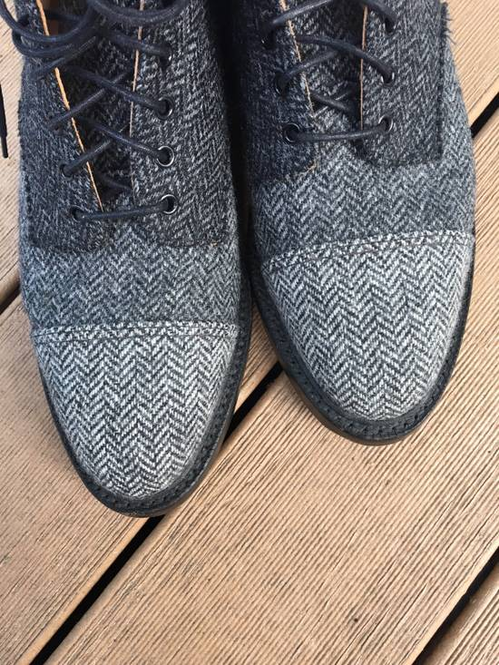 Thom Browne Thom Browne Tweed Derby Shoes Size US 10.5 / EU 43-44 - 10