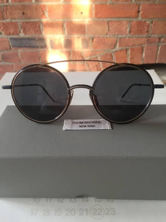 Thom Browne Thom Browne TB 108 sunglasses Size ONE SIZE - 1