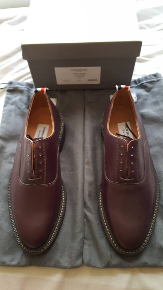 Thom Browne Oxford Leather Shoe $1150 Size US 8 / EU 41