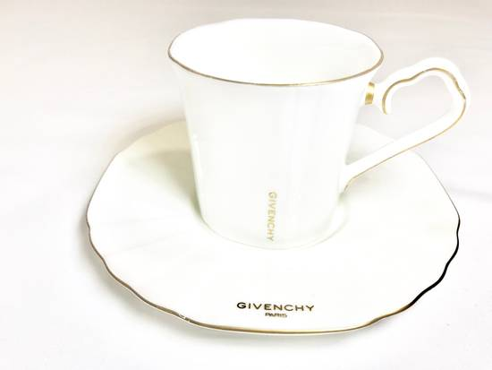 Givenchy Porcelain Cup & Saucer Size ONE SIZE