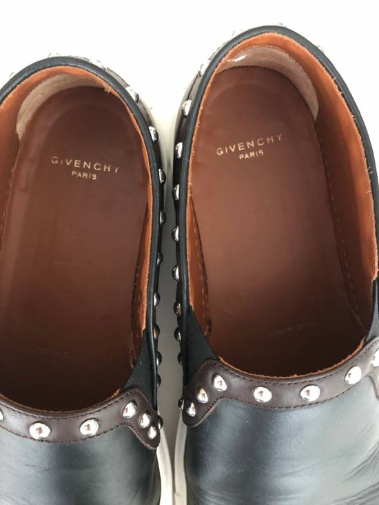 Givenchy Givenchy Studded Leather Slip Ons Size US 11 / EU 44 - 2