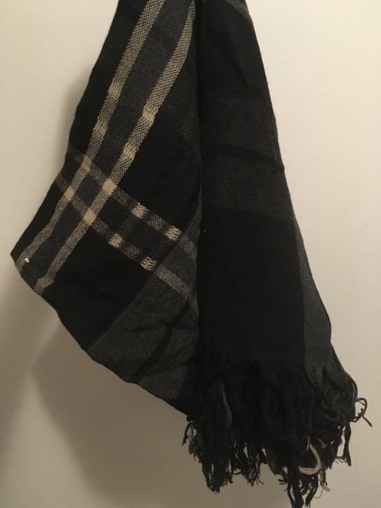 Balmain FW11 Wool/Cashmere Scarf Size ONE SIZE - 3