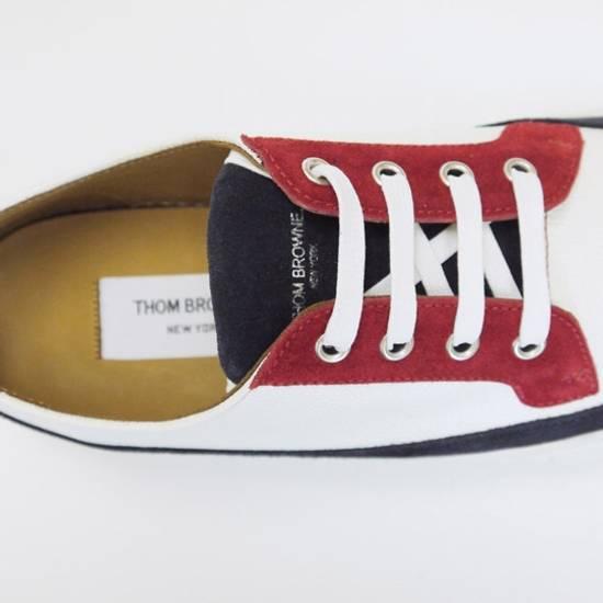 Thom Browne Thom Browne leather trainers Size US 9 / EU 42 - 4