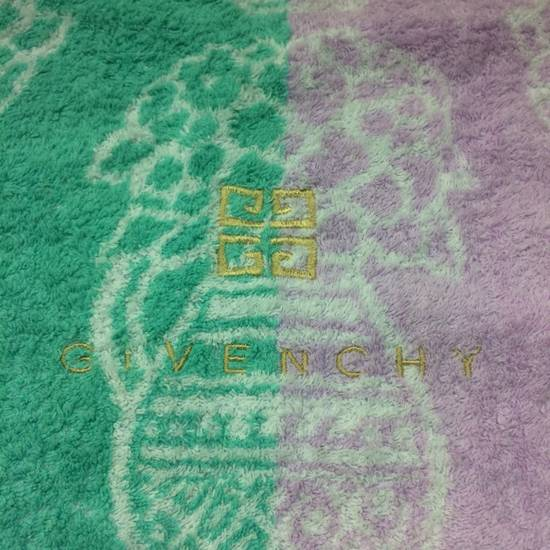 Givenchy Givenchy Color Block Towel Size ONE SIZE - 1