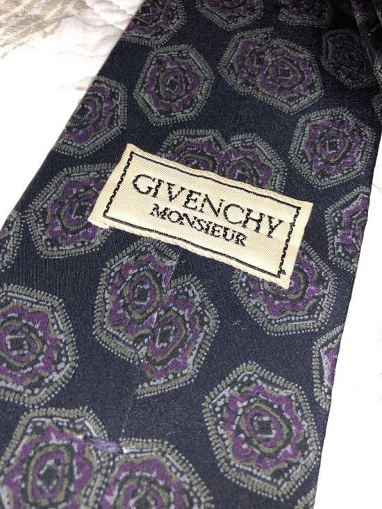 Givenchy Givenchy Italian Silk Tie Size ONE SIZE - 1