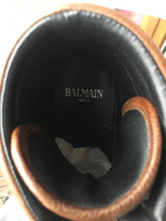 Balmain Balmain Antidote High Top Sneaker Size US 8 / EU 41 - 7
