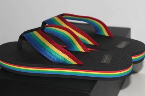 Saint Laurent Paris Rainbow Sandals sz 45 - Brand new Size US 12 / EU 45 - 2