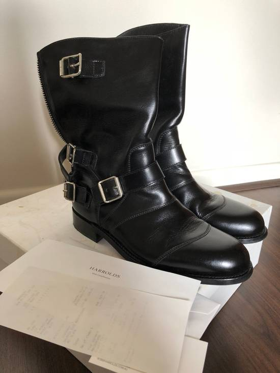 Balmain Balmain Boots Black Size US 7 / EU 40