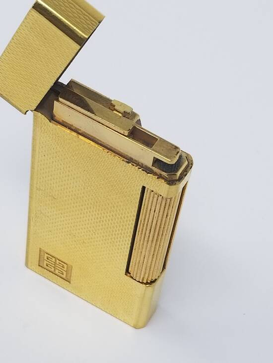 Givenchy Gold plated lighter Size ONE SIZE - 5