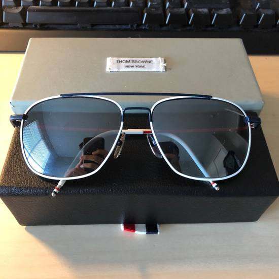 Thom Browne Thom Browne Sunglasses Size ONE SIZE - 1