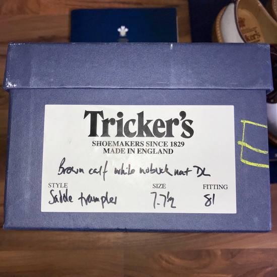 Thom Browne Thom Browne x Trickers Saddle Trampler Shoes Size US 8 / EU 41 - 7