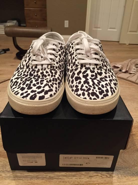 Saint Laurent Paris SLP Baby Cat Sneakers Size US 9.5 / EU 42-43 - 1