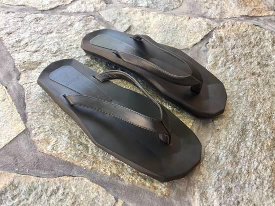 Julius JULIUS 'Geometric' Sandals Size US 10 / EU 43 - 3
