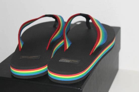 Saint Laurent Paris Rainbow Sandals sz 45 - Brand new Size US 12 / EU 45 - 3