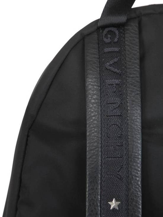Givenchy American Flag Backpack Black/Grey Size ONE SIZE - 3