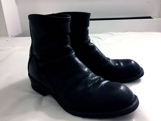 Julius JULIUS 12-13F/W [Resonance;] Engineered Backzip Boots Size US 8.5 / EU 41-42 - 4