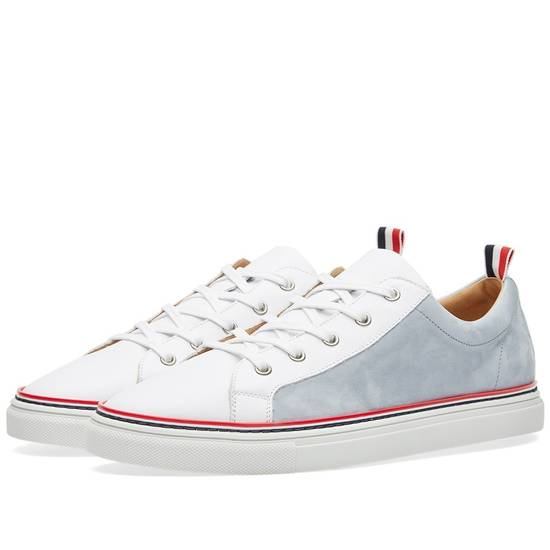 Thom Browne nubuck leather sneaker Size US 11 / EU 44