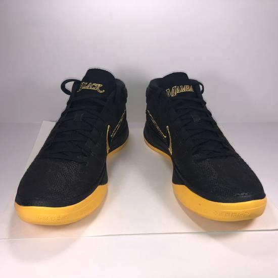 pretty nice 87b86 858d9 ... Nike Kobe A.D. Mid BM City Edition Black  Yellow Sneakers AQ5164-001  Size US ...