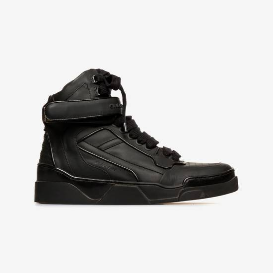Givenchy Black Tyson High Tops Size US 9 / EU 42