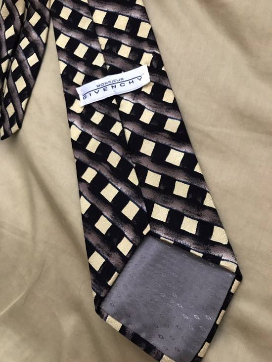 Givenchy Silk Givenchy Tie Size ONE SIZE - 2