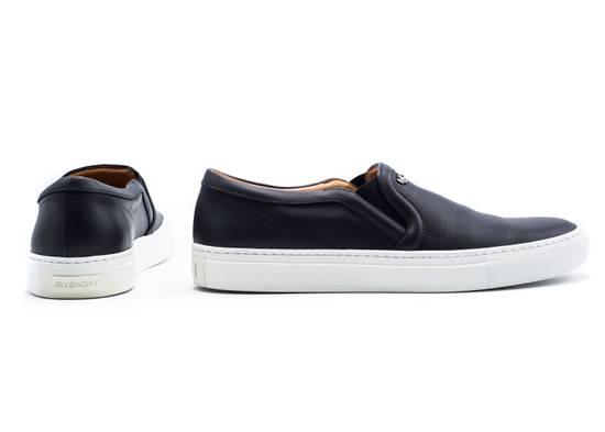 Givenchy Givenchy Men's Black Leather Skate Shoe Slip Ons Size Size US 11 / EU 44 - 3