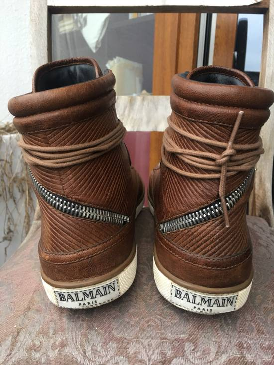 Balmain Balmain Antidote High Top Sneaker Size US 8 / EU 41 - 1