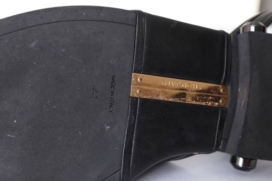 Givenchy GIVENCHY TISCI black leather jewel outsole ankle dual strap sandal EU41 US11 UK8 Size US 8 / EU 41 - 7