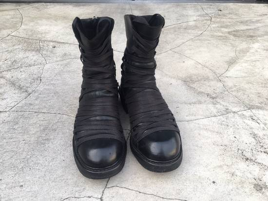 Julius Overlaced Boots Size US 7.5 / EU 40-41 - 4