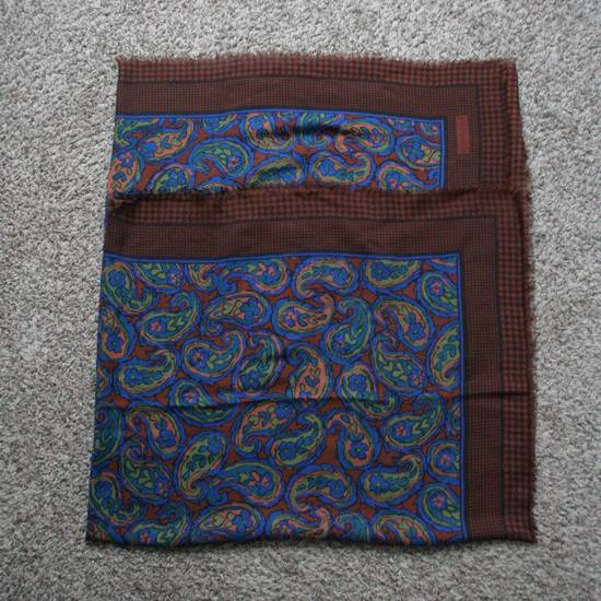 Givenchy Vintage Paisley Silk Scarf Size ONE SIZE