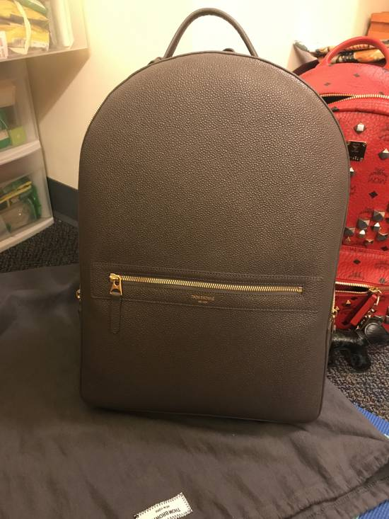 Thom Browne Thom Browne Leather backpack Size ONE SIZE