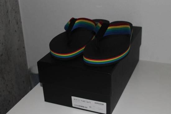 Saint Laurent Paris Rainbow Sandals sz 45 - Brand new Size US 12 / EU 45