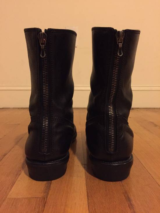 Julius BELTED LEATHER BOOT Size US 10 / EU 43 - 2