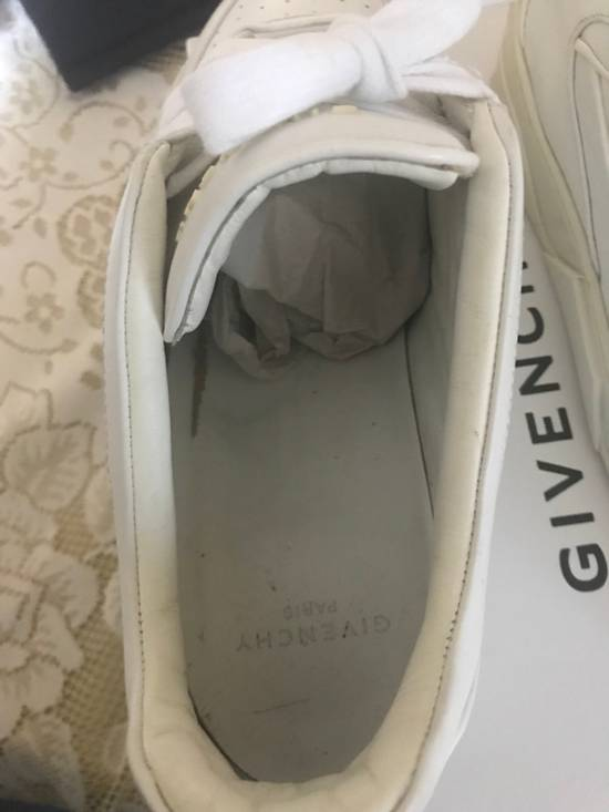 Givenchy Givenchy Tyson Low Sneakers White Size US 8 / EU 41 - 12